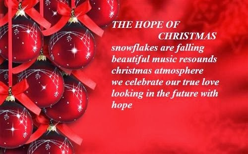 hope of christmas wishes