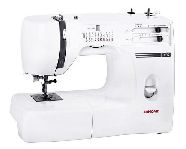 Janome 920 Sewing Machines Plus