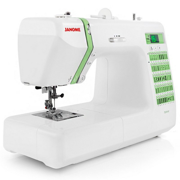 Janome Dc2012 Sewing Machine Computerized Embroidery