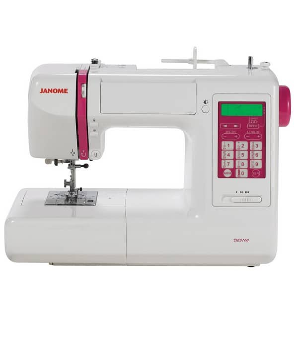 Janome Dc5100 Sewing Machine Reviews