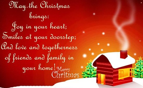 joy in your heart christmas wishes