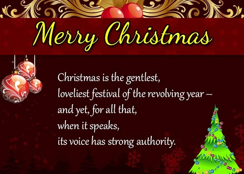 loveliest festival christmas wishes