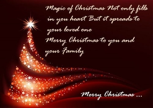 magic of christmas wishes