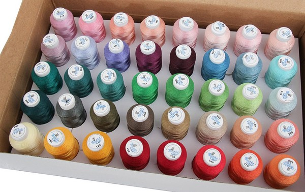 Polyester Embroidery Machine Thread