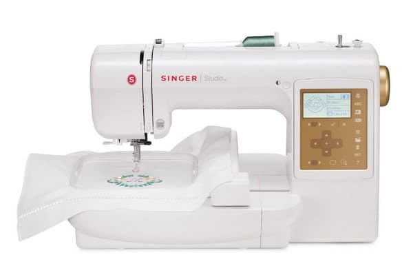 Singer S10 Embroidery Machine For Sale