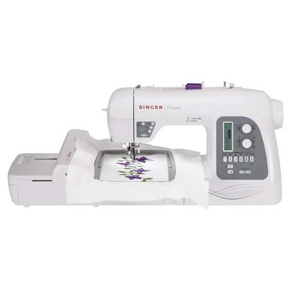 Singer Xl 550 Embroidery Machine Thread
