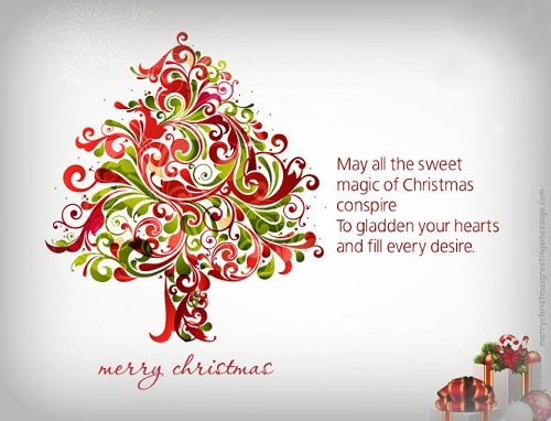 sweet magic chrsitmas wishes