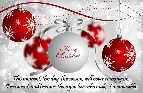 this moment christmas wishes
