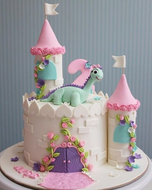 37 Unique Birthday Cakes for Girls with Images - My Happy Birthday ...