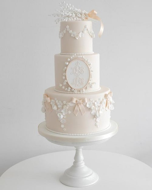 Bible Wedding Cakes Pictures