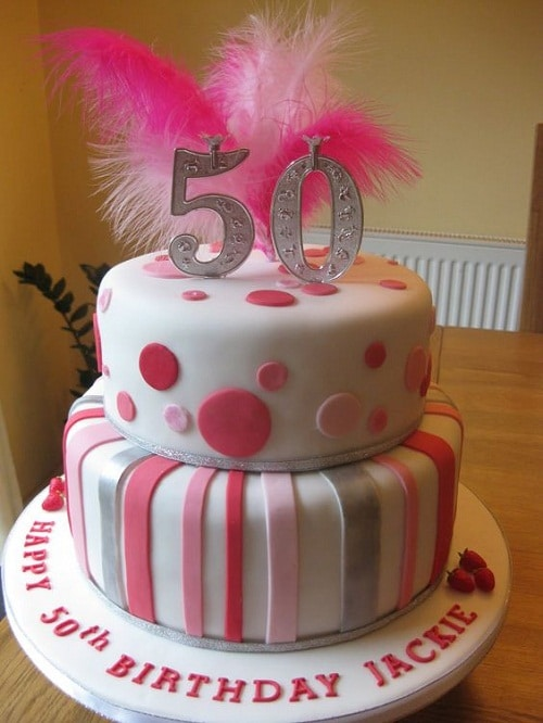 Sensational 34 Unique 50Th Birthday Cake Ideas With Images My Happy Birthday Funny Birthday Cards Online Aeocydamsfinfo