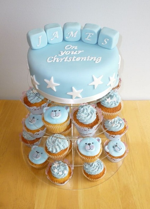 33 Unique Christening Cake Ideas With Images My Happy