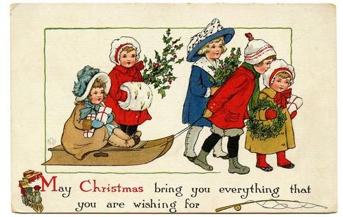 Sweet Magic Christmas Wishes