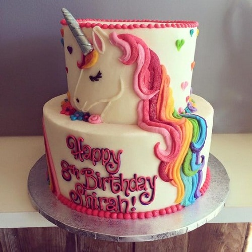 37 Unique Birthday Cakes for Girls with Images [2018]