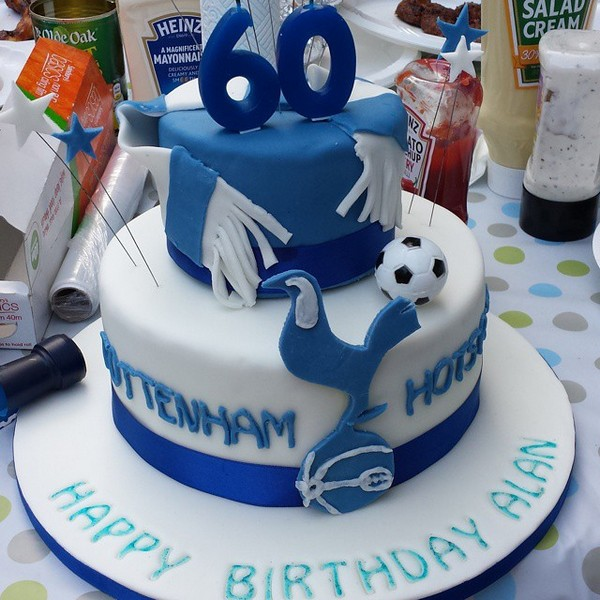 24 Birthday Cakes for Men of Different Ages - My Happy ...