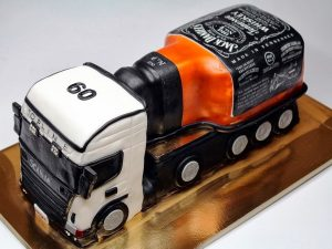 24 Birthday Cakes for Men of Different Ages