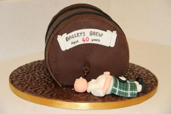 90Th Birthday Cakes For Men