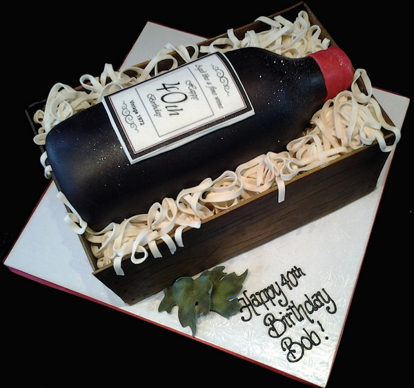 Cake Ideas For 60th Male Birthday : 24 Birthday Cakes for Men of Different Ages - My Happy ...