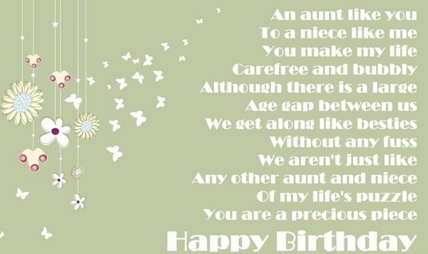 52 best happy birthday poems my happy birthday wishes birthday card poem to aunt bookmarktalkfo