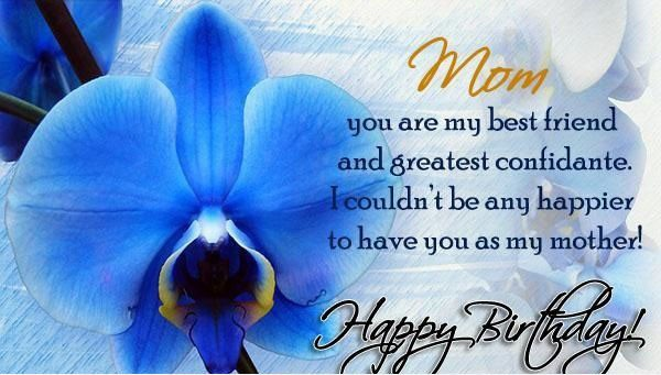 72 Beautiful Happy Birthday in Heaven Wishes My Happy Birthday – Birthday Greetings for Mother