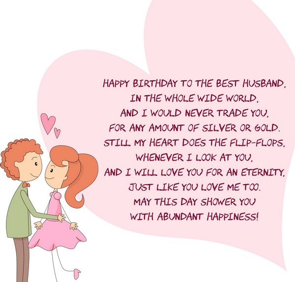 52 best happy birthday poems my happy birthday wishes happy birthday husband poems bookmarktalkfo Images