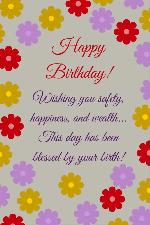 Happy Birthday Grandma Poems