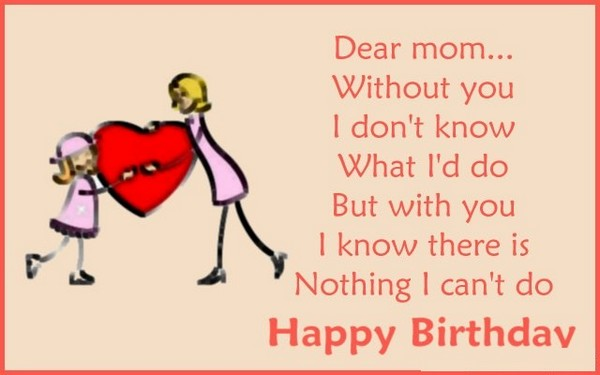 Astounding Best Birthday Quotes For Mom In Heaven From Daughter Mesgulsinyali Funny Birthday Cards Online Fluifree Goldxyz