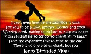 Happy Birthday Son Poems