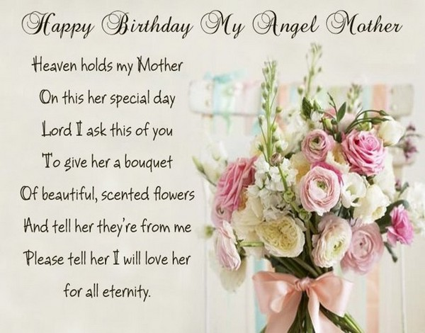 Happy Birthday To My Son In Heaven Poems