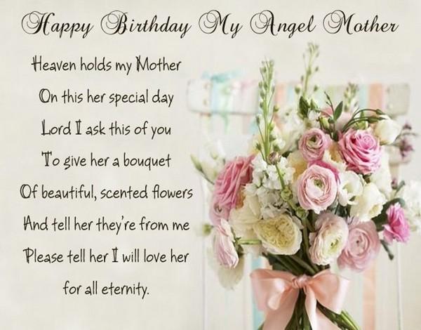72 beautiful happy birthday in heaven wishes   my happy