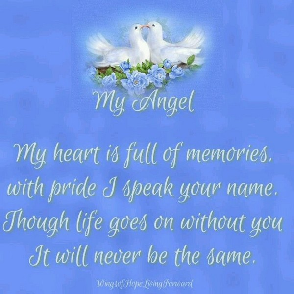 Happy Birthday Wishes To A Mother In Heaven