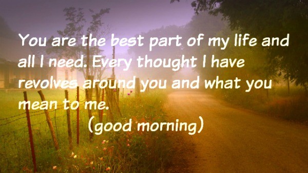 Beautiful Good Morning Quote
