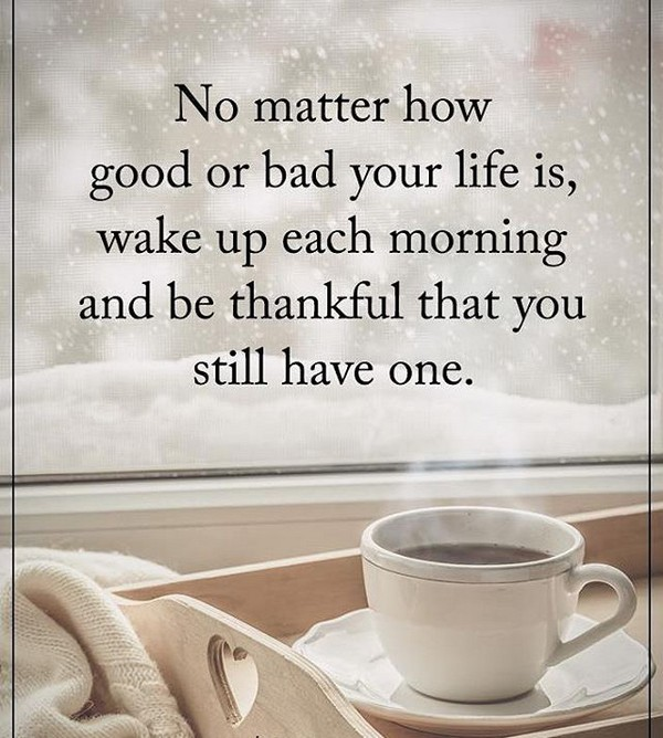 Best Good Morning Life Quotes