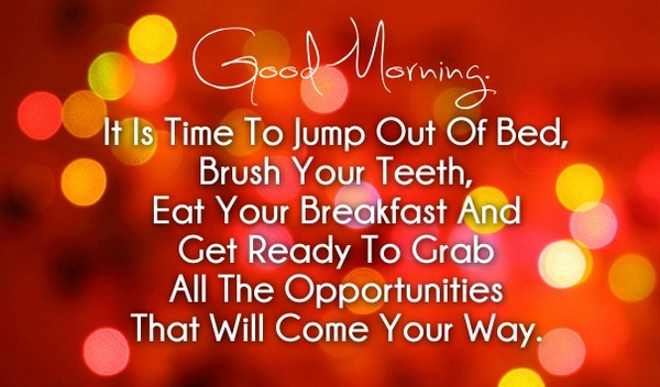 Good Morning New Year Quotes