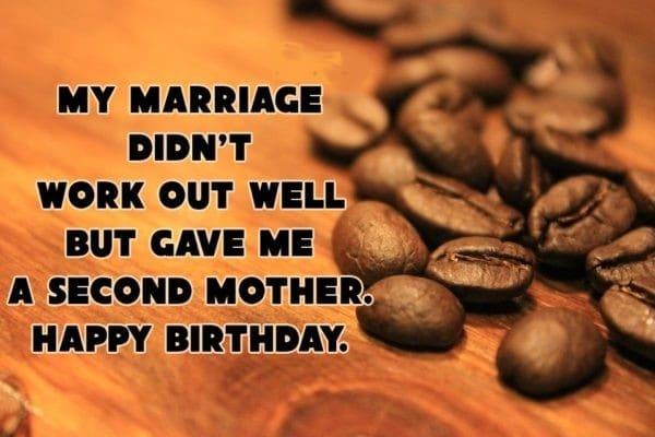 Happy Birthday My Second Mother