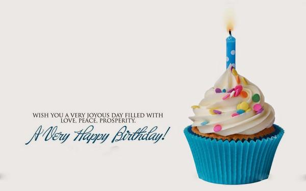 Beautiful Happy Birthday Wishes