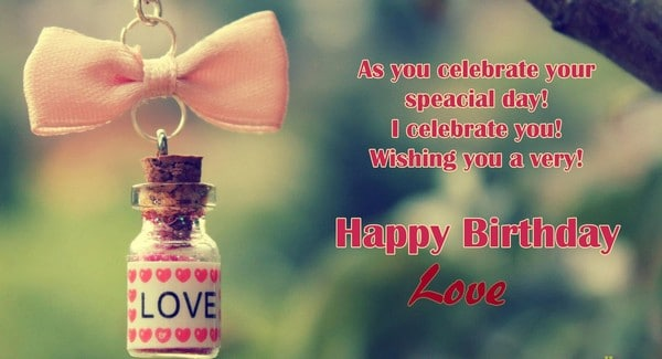 Birthday Romantic Images