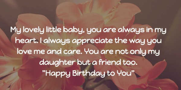18th Happy Birthday Wishes For Daughter