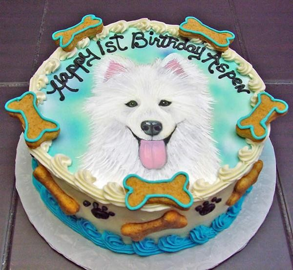 Birthday Cake Ideas For Dogs