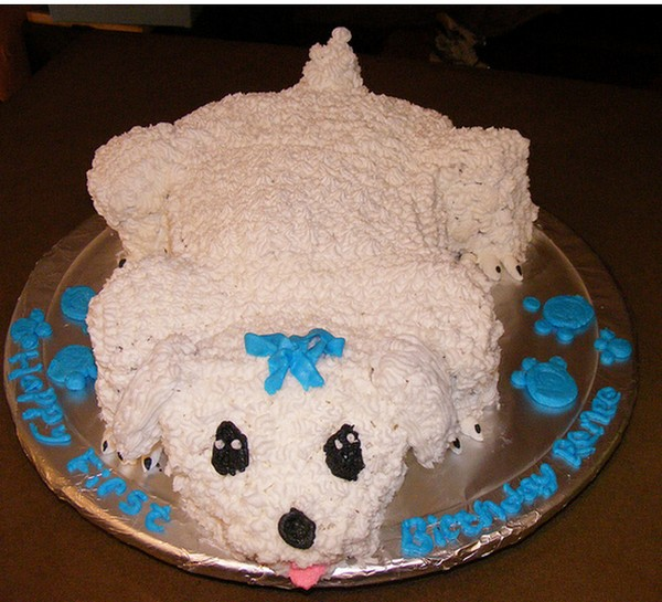 Birthday Cake Safe For Dogs