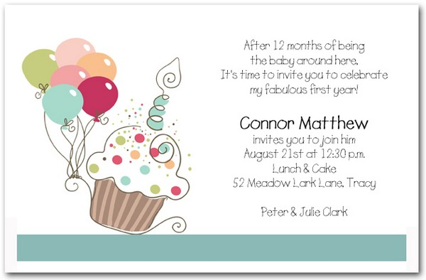 Birthday Invitations Design