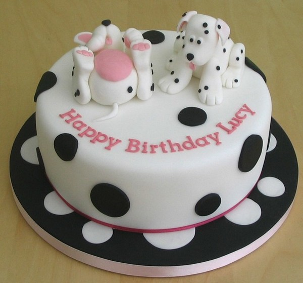 Doggie Birthday Cake For Dogs