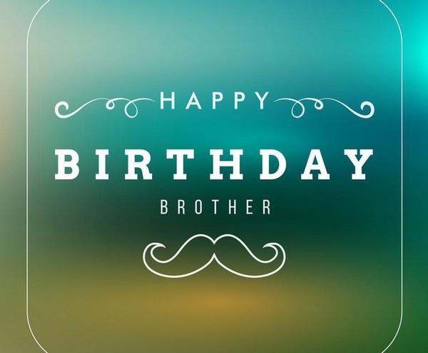 Best Happy Birthday Brother