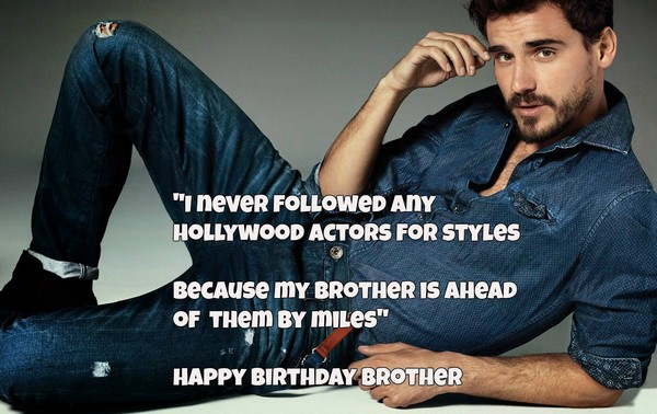Birthday Wishes For Brother In Tamil Quotes
