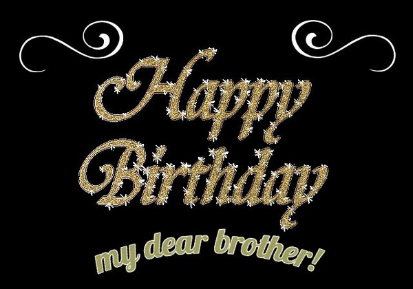 Birthday Wishes For Cousin Brother Images