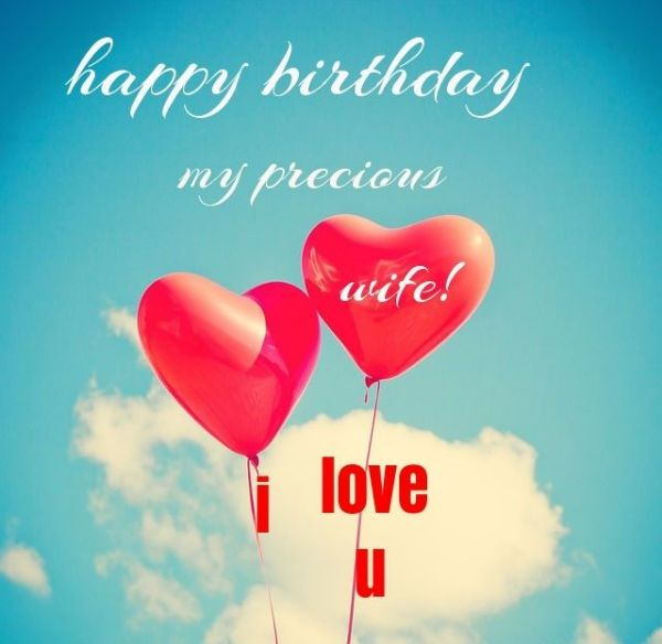 Birthday Wishes For Lover Images