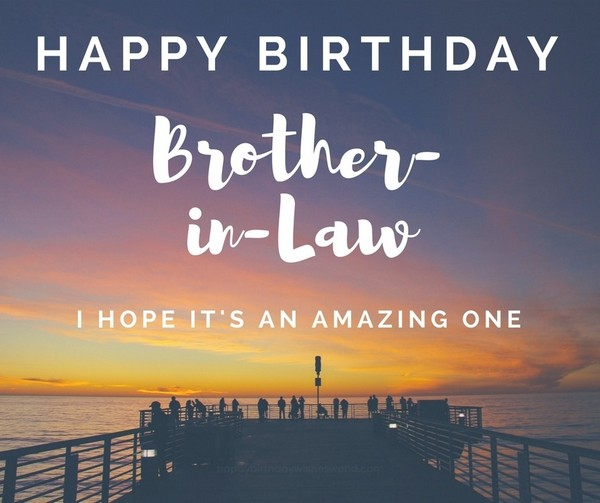 Birthday Wishes For My Brother Images