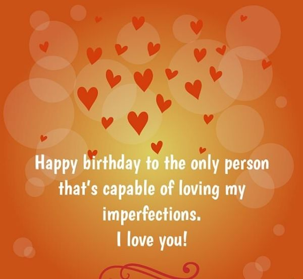 Birthway Wishes For Lover: The 143 Most Romantic Birthday