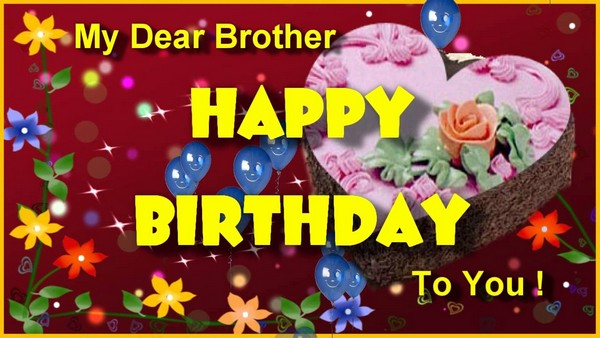 Birthday Wishes Images To Brother In Law