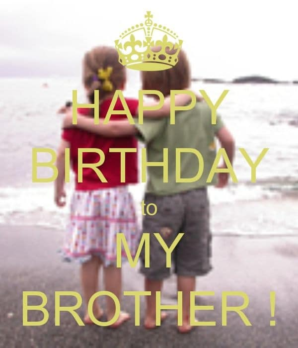 Birthday Wishes N Images For Brother